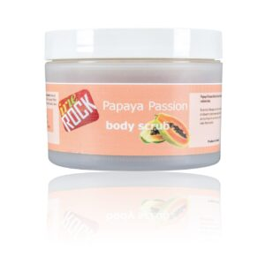 Papaya Passion Body Scrub