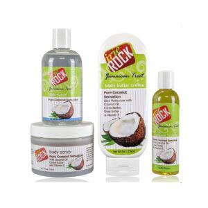 Pure Coconut Bodycare Kit